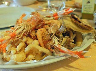 Top 5: The Gran Fritto in Riviera Romagnola